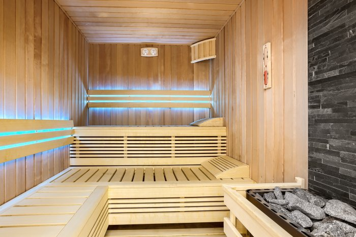 Sauna Sauna Holiday Home